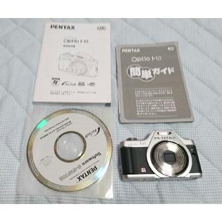 ペンタックス(PENTAX)のPENTAX デジタルカメラ optio I-10 (コンパクトデジタルカメラ)