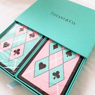 ティファニー(Tiffany & Co.)のTIFFANYトランプ♥️(トランプ/UNO)