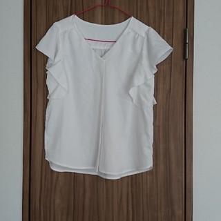 ジーユー(GU)のGUのブラウス(シャツ/ブラウス(半袖/袖なし))