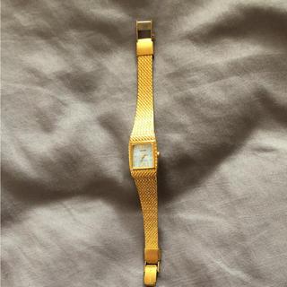 オリエント ORIENT 腕時計 ゴールド 新品未使用
