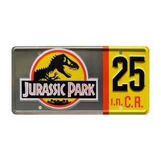 【新品】ジュラシックパーク 25周年 ナンバープレート 海外限定 レプリカ(その他)