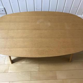 ムジルシリョウヒン(MUJI (無印良品))の無理良品 ローテーブル(ローテーブル)