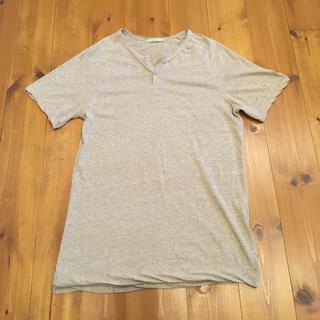 オルタナティブ(ALTERNATIVE)のALTERNATIVE Earth   半袖  カットソー(Tシャツ/カットソー(半袖/袖なし))