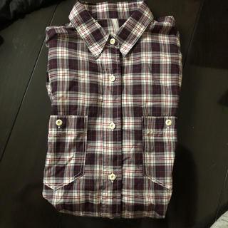 アングリッド(Ungrid)のungrid チェックシャツ(シャツ/ブラウス(長袖/七分))