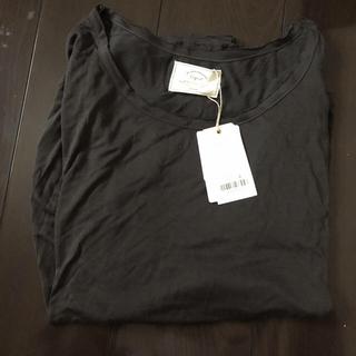 ungrid スリットロングスリーブTee(Tシャツ(長袖/七分))
