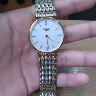 ロンジン(LONGINES)のロンジン グランドクラシック腕時計(腕時計(アナログ))