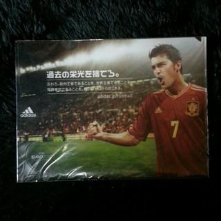 アディダス(adidas)のサッカー クリアファイル!ビジャ!(スポーツ選手)