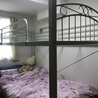 ニトリ(ニトリ)の2段ベッド(ロフトベッド/システムベッド)