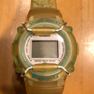 ベビージー(Baby-G)のCASIO  Baby-G  BG-300(腕時計)