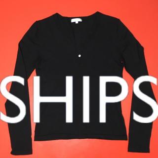 シップス(SHIPS)のシップス ニット SHIPS Vネック セーター(ニット/セーター)