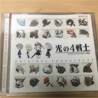 スクウェアエニックス(SQUARE ENIX)の光の4戦士 -ファイナルファンタジー外伝- オリジナル・サウンドトラック(ゲーム音楽)