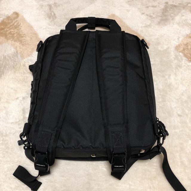 NOMADIC(ノーマディック)の☆送料無料☆ NOMADIC 3wayリュック メンズのバッグ(バッグパック/リュック)の商品写真