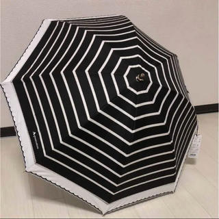 アクアスキュータム(AQUA SCUTUM)の新品タグ ⭐️ アクアスキュータム 晴雨兼用 パラソル サマーシールド ブラック(傘)