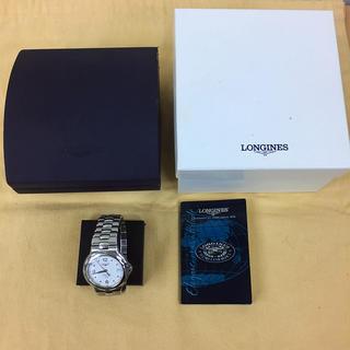 ロンジン(LONGINES)の鑑定済み正規品 ロンジン コンクエスト 腕時計 LONGINES(腕時計(アナログ))