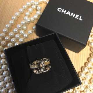 シャネル(CHANEL)のCHANEL リング 指輪  正規品(リング(指輪))