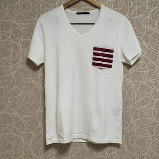 AKM ポケット Tシャツ