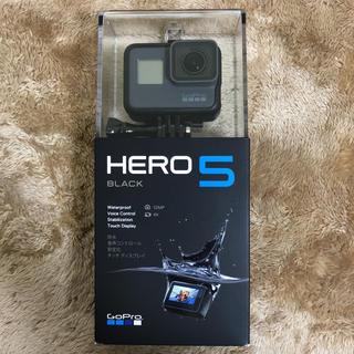 ゴープロ(GoPro)の [GoPro]HERO5 BLACK CHDHX-501-JP(コンパクトデジタルカメラ)