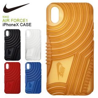 ナイキ(NIKE)の正規品 NIKE ナイキ エアフォース1 iPhoneX ケース (iPhoneケース)