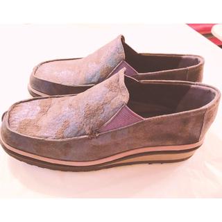 モードエジャコモ(Mode et Jacomo)の厚底 DICI mode et jacomo(ローファー/革靴)