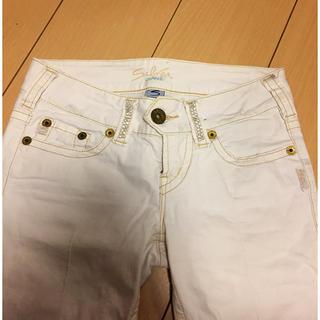 シルバージーンズ(Silver JEANS)のsilver Jeans(シルバージーンズ)ホワイトデニムパンツ(デニム/ジーンズ)