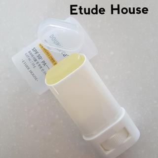 ETUDE House ★ UV ダブル カット 透明サンスティック 日焼け止め