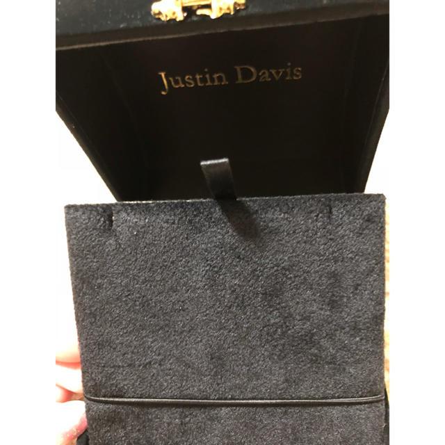 Justin Davis(ジャスティンデイビス)のJustin Davis 箱のみ その他のその他(その他)の商品写真