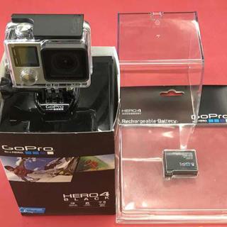 ゴープロ(GoPro)のGO PRO HERO4(コンパクトデジタルカメラ)