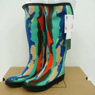 (新品)レインシューズ 長靴 efu-ground  雨靴 軽量 (レインブーツ/長靴)