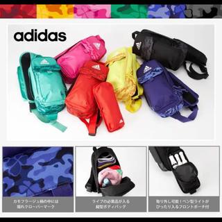 アディダス(adidas)のももクロポシュレリュック(アイドルグッズ)