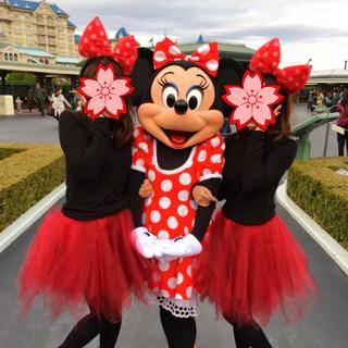 ディズニー(Disney)のミニーちゃん コスプレ セット(衣装)