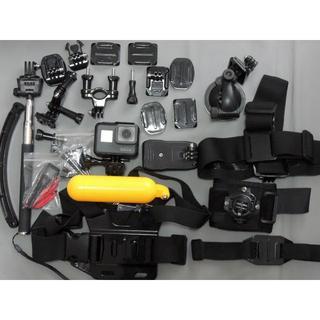 ゴープロ(GoPro)のゴープロ HERO5 付属多数(コンパクトデジタルカメラ)