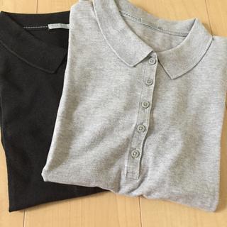ジーユー(GU)のポロシャツ2点(ポロシャツ)