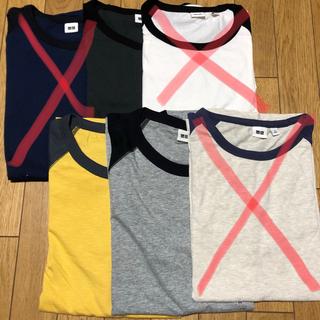 ユニクロ(UNIQLO)のユニクロ ラグラン☆(Tシャツ/カットソー(七分/長袖))