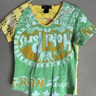クストバルセロナ(Custo Barcelona)の<セール!> クストバルセロナTシャツ(Tシャツ(半袖/袖なし))