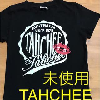 ターチー(TAHCHEE)の最終値下げ 未使用 Tシャツターチー TAHCHEE(Tシャツ(半袖/袖なし))