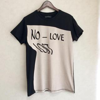 シックスパック(SIXPACK)のSIXPACK FRANCE Tシャツ 半袖 グラフィックアートプリント S〜M(Tシャツ/カットソー(半袖/袖なし))
