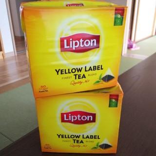 リプトン イエローラベル 紅茶(茶)