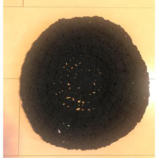 コムサイズム(COMME CA ISM)の夏用綿素材 ベレー帽(ハンチング/ベレー帽)
