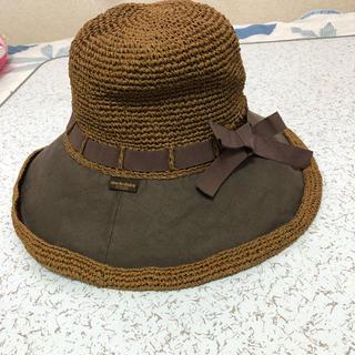 マリクレール(Marie Claire)のmarieclaire マリクレール 帽子(ハット)