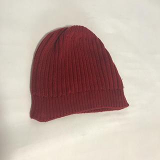 カシラ(CA4LA)のCA4LA カシラ ニット帽(ニット帽/ビーニー)
