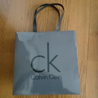 カルバンクライン(Calvin Klein)のcalvin klein エスティローダー ショッパー(ショップ袋)