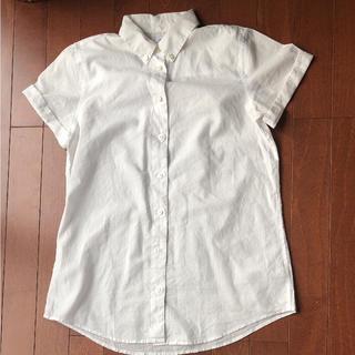 ギャップ(GAP)のにゃーご様専用☆gap☆ギャップ スモールプチ ボタンダウンシャツ(シャツ/ブラウス(半袖/袖なし))