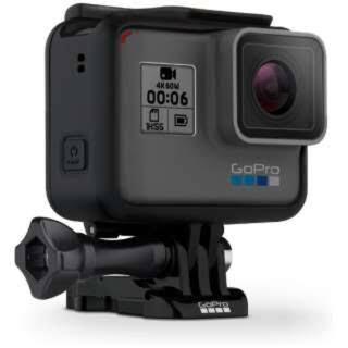 ゴープロ(GoPro)のGoPro CHDHX-601-FW ウェアラブルカメラHERO6送料込(コンパクトデジタルカメラ)