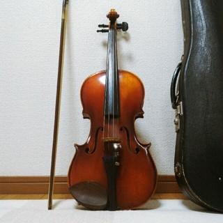 【美杢】スズキ 特 No.1 バイオリン 1/2 鈴木 1966(ヴァイオリン)