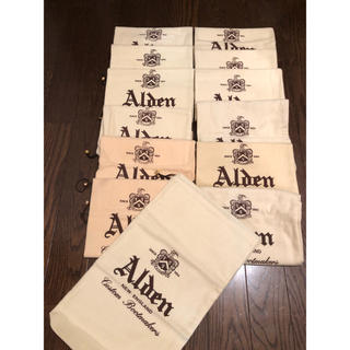 オールデン(Alden)のA ldenインナー袋13枚セット★(ショップ袋)