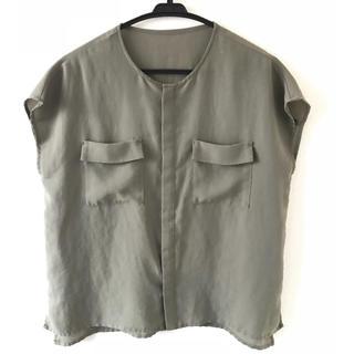 ロペピクニック(Rope' Picnic)のロペピクニック 夏のカーキシャツ (シャツ/ブラウス(長袖/七分))