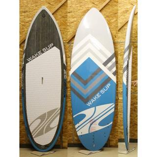 """BOARDWORKS [Blue] 8'0"""" WAKE SUP フィン付き(サーフィン)"""