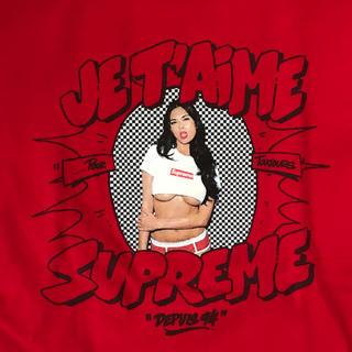 シュプリーム(Supreme)の正規品 Supreme Tera Patrick Box Logo フォトTee(Tシャツ/カットソー(半袖/袖なし))