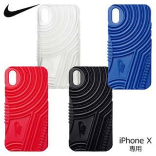 ナイキ(NIKE)のナイキ エアフォース1 iPhoneX ケース 正規品(iPhoneケース)