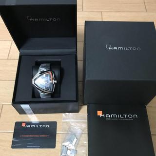 ハミルトン(Hamilton)のgwr様専用ハミルトン ベンチュラ エルヴィス80 (金属ベルト)